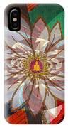 Lottus Buddha IPhone Case