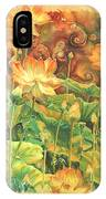 Lotus Field IPhone Case