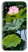Lotus Rising IPhone Case