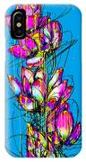 Lotuses  IPhone Case