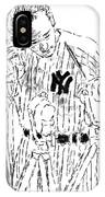 Lou Gehrig  IPhone Case