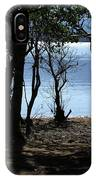 Lough Leane Through The Woods IPhone Case