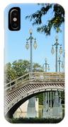 Louis Armstrong Park - New Orleans IPhone Case