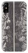 Louis Xiii And Anna D'austriche IPhone Case