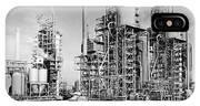 Louisiana: Oil Refinery IPhone Case