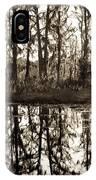 Louisiana Swamps 3 IPhone Case