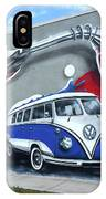 Lou's Filling Station IPhone Case