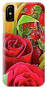 Love 18-3 IPhone Case