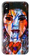 Love Angel-2 IPhone Case