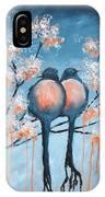 Love Birds IPhone X Case