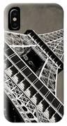 Love For Paris IPhone X Case