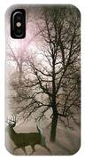 Love In The Wild IPhone Case