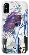 Love Metaphor - Drift IPhone Case