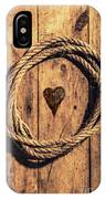 Love Of The Sea  IPhone Case