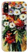 Lovely Bouquet IPhone Case