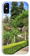 Lovely Day In The Garden IPhone Case