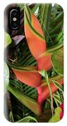Lovely Leaves IPhone Case