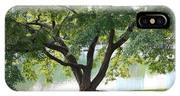 Lovely Tokyo Tree With Pond IPhone Case