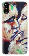 Lovers - Colours And Kisses IPhone Case