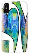 Loving Life Abstract Inspirational Artwork By Omaste Witkowski  IPhone Case
