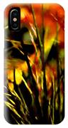 Loving The Warmth IPhone Case