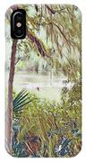 Lowcountry Summer IPhone Case