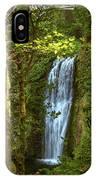 Lower Multanomah Falls, Oregon IPhone Case