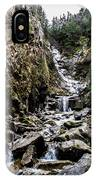 Lower Reid Falls IPhone Case