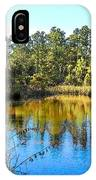 Lower Suwannee National Wildlife Refuge Ti IPhone Case
