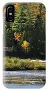 Lower Tahquamenon Falls  4351 IPhone Case