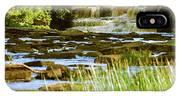 Lower Tahquamenon Falls 6128 IPhone Case