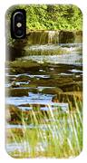 Lower Tahquamenon Falls 6128 IPhone Case