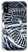 Lowrider Wheel Illusions 1 IPhone Case