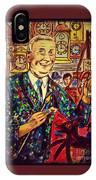 Lowry's Painting Suit Vintage IPhone Case
