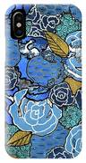 Lucia's Flowers IPhone Case