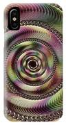 Lucid Hypnosis Abstract Wall Art IPhone Case