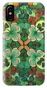 Lucky Day  Mandala IPhone Case