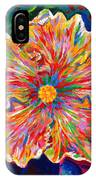 Lucky We Live Hibiscus IPhone Case