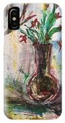 Lucy Vase IPhone Case