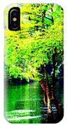Lumber River II IPhone Case