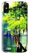 Lumber River IPhone Case
