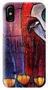 Luna Our Love Muertos IPhone Case