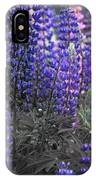Lupins 2016 35a IPhone Case