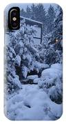 Luscious Snowfall IPhone Case