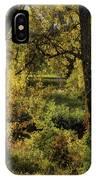 Lush Garden IPhone Case