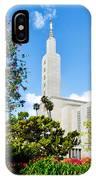 Lush La Temple IPhone Case