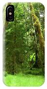 Lush Rain Forest IPhone Case