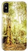 Lush Tasmanian Forestry IPhone Case