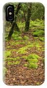Lush Vegetation IPhone Case