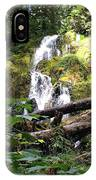 Lush Waterfall IPhone Case
